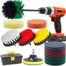 Power Scrubber Drill Brush Kit - Amazon.ca