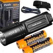 <b>FENIX TK35UE 2018</b> 3200 люмен светодиодный USB ...