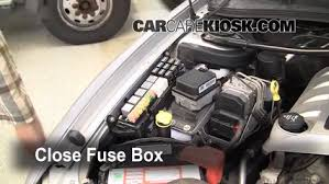 g fuse box pontiac g fuse box diagram auto genius pontiac g other replace a fuse pontiac g pontiac g gt l v 6 replace cover secure the cover and