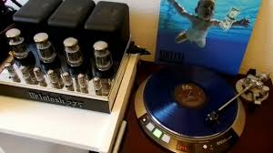 <b>NIRVANA</b> COME AS YOU ARE Vinyl Blue <b>180 gr</b> Limited Edition ...