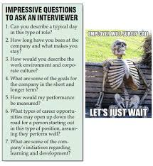 commonly asked job interview questions and how to handle them  before leaving your job interview here are some impressive questions to ask your interviewer they include asking the interviewer how a typical day would