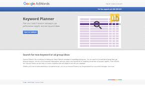 small business marketing tools to increase your s google keyword planner