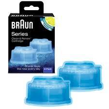 Купить Чистящее средство для электробритвы <b>Braun</b> CCR 2 в ...