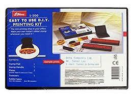 Shiny <b>S</b>-200 Rubber Stamp <b>Kit</b> (Black): Amazon.in: <b>Office</b> Products