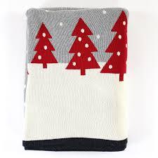 <b>Плед с орнаментом</b> Christmas story one, 130х180 см от <b>Enjoyme</b> ...