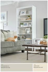 beautiful neutral paint colors living room: collingwood by benjamin moore is a classic and versatile color for any space a burst