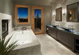design basin bathroom sink vanities: this lovely modern bathroom features a stunning espresso double vanity black pedestal sinks arise from