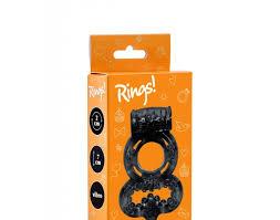 0114-62 Lola Toys <b>Rings Treadle</b>, черное <b>Эрекционное кольцо</b> с ...