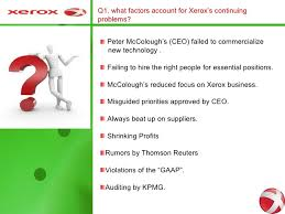 The Social Collaboration Toolkit   How Xerox replaced ineffective     Scribd Xerox and P G  confusing