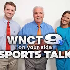 WNCT 9OYS SPORTS TALK