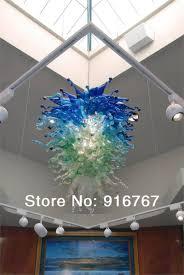 italian blown glass lighting chandelier modern italy blown glass