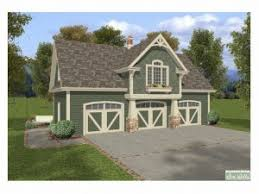 The House Plan Shop Blog » Reasons to Build a Carriage House PlanCarriage House Plan G
