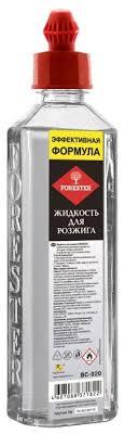 <b>Forester Жидкость для розжига</b> BC-920, 0.5 л — купить по ...