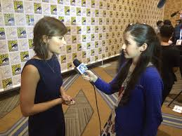 year old whovian juliette boland interviews doctor who cast interviewing jenna coleman clara oswald