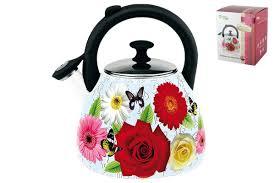 Купить <b>Чайник</b> GreenTOP, <b>эмалированный</b>, <b>2.5 л</b> в интернет ...
