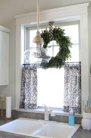 trading company kitchen cafe curtains no sew cafe curtains day