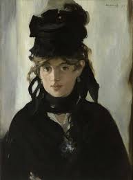 Berthe Morisot With a <b>Bouquet</b> of Violets - Edouard Manet — Google ...