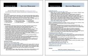 job search strategies executive resume services part  ceo resume sample 1 page 1