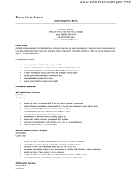 charge nurse job description resume   singlepageresume compicture gallery of charge nurse job description resume