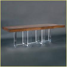 acrylic table legs acrylic furniture legs