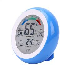 3.2inch Thermometer Hygrometer <b>LCD Screen</b> Multifunction ...