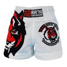 <b>SUOTF</b> MMA Tiger Muay Thai Boxing Shorts Sanda Training ...