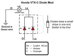 honda vtx 1800 c wiring diagram wiring diagrams and schematics motorcycle wire schematics bare choppers tech pages