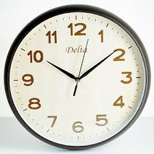 <b>Часы</b> настенные 30 см <b>DT7</b>-<b>0009</b>