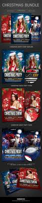 christmas flyers bundle kid flyer template and flyers christmas flyers templates psd bundle design xmas graphicriver