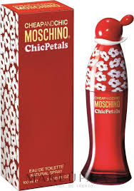 <b>Moschino</b> Cheap And Chic <b>Chic Petals</b> - <b>Туалетная</b> вода (пробник ...