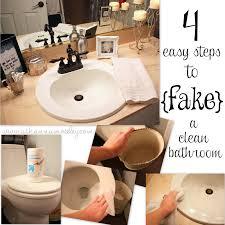 bathroom poster proper behavior