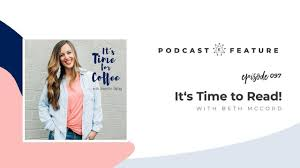 Podcast Feature: <b>It's Time For Coffee</b>