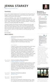 junior account executive resume samples   visualcv resume samples    junior account executive resume samples