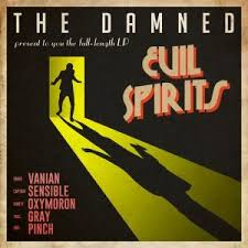 Album Review: The <b>Damned</b> - <b>Evil</b> Spirits / Releases / Releases ...