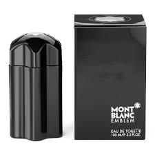 <b>Mont Blanc Emblem</b> Men's Cologne - Eau de Toilette