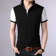 <b>2019 New</b> Fashion Brands Summer Polo Shirts Men Top Grade ...