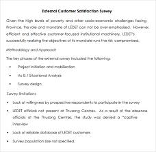Product Survey Template        Free Word  PDF Documents Download     ResearchGate CUSTOMERSATISFACTIONMEASURING CUSTOMER SATISFACTION
