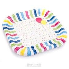 Купить <b>Набор тарелок одноразовых</b> бумажные DUNI Ballons and ...