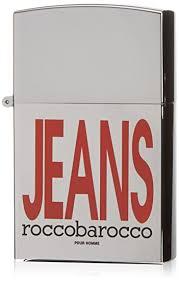 Rocco Barocco Eau de Toilette Spray, Silver Jeans ... - Amazon.com