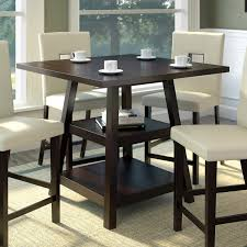 tabacon counter height dining table wine: monarch specialties kaitlin counter height dining table dining tables at hayneedle