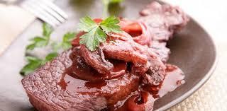 <b>Горячий</b> грибной <b>соус</b> с красным вином и тимьяном к мясу рецепт ...