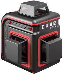Купить Лазерный <b>нивелир ADA Cube 3-360</b> Basic Edition в ...