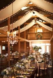 rustic barn wedding decor ideas with chandeliers barn wedding lights