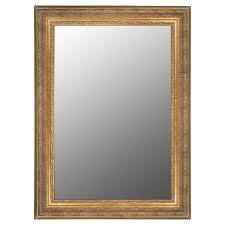 iron frame body mirror