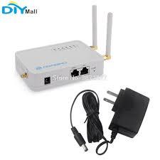 lFor <b>Dragino</b> LG02 Dual Channel LoRa Gateway Wireless ...