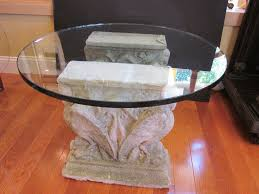 Glass Top Pedestal Dining Room Tables Endearing Rectangular Glass Top Dining Table With Chrome Bases