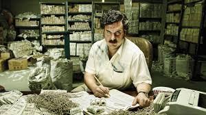 <b>Pablo Escobar</b>, el patrón del mal | Netflix