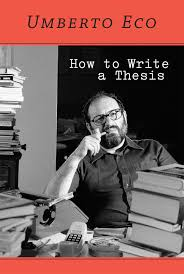 book review how to write a thesis by umberto eco lse review of book review how to write a thesis by umberto eco lse review of books