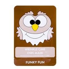 "Маски Л'ЭТУАЛЬ <b>Антивозрастная маска для лица</b> ""Сова"" Funky ..."