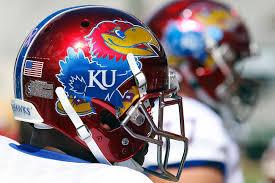 Image result for college football helmet big logo